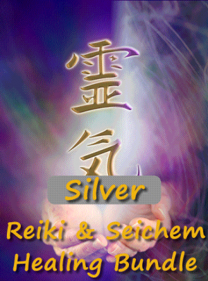 Reiki and Seichem Healing Session Silver Bundle Image