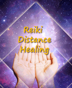 Reiki Distance Healing Sessions
