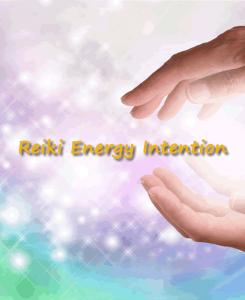 Reiki Energy Intention