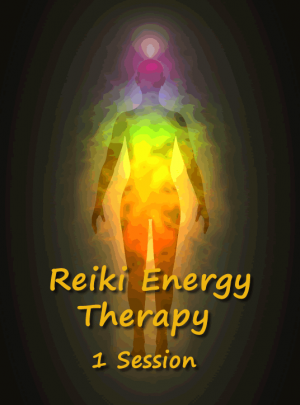 Reiki Energy Therapy 1 Session