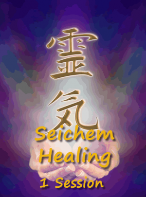 Seichem Healing Session